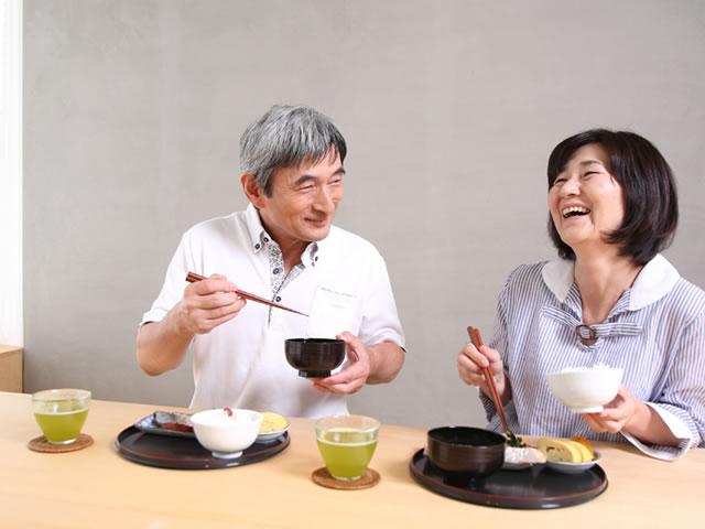 美味しい物を食べることが幸せなんじゃなく、美味しく食事出来ることが幸せ